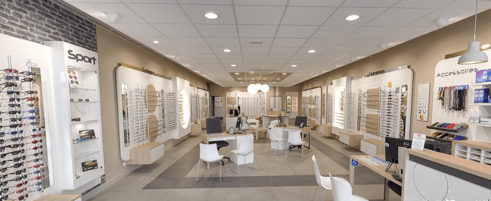 LocationTPE pour les opticiens